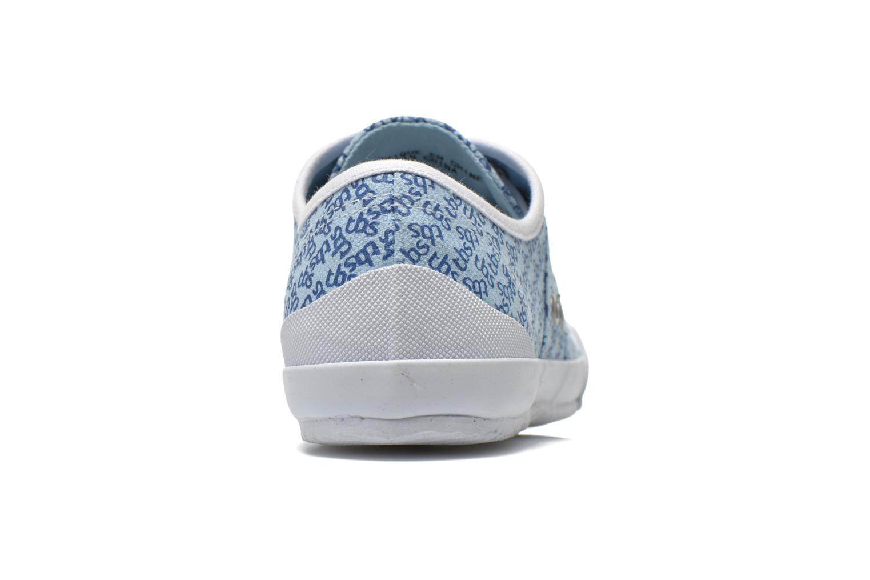 Sneakers TBS Opiace Blauw rechts