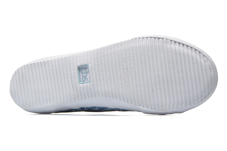 Sneakers TBS Opiace Blauw boven