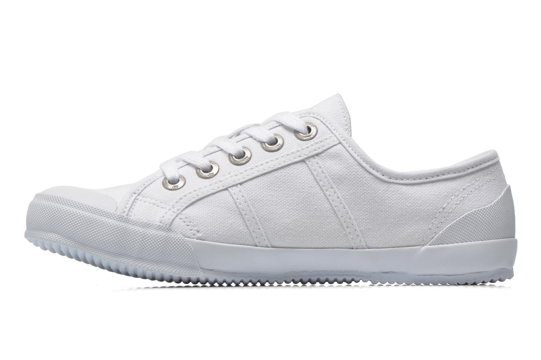 Sneakers TBS Opiace Wit voorkant