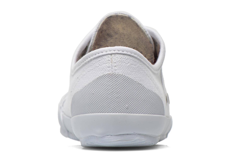 Sneakers TBS Opiace Wit rechts