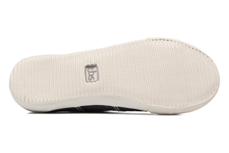 Sneakers TBS Opiace Azzurro immagine dall'alto