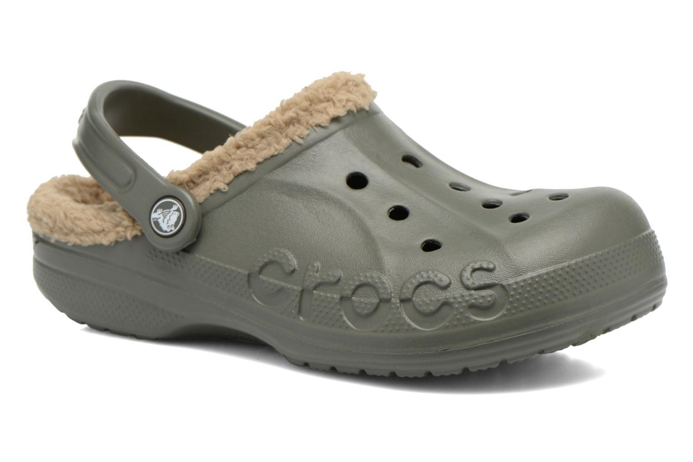 Wedges Crocs Baya lined w Groen 3/4'
