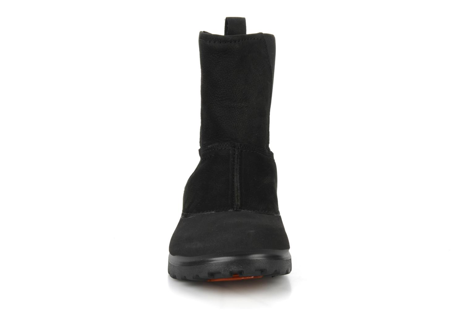 Ankle boots Crocs Greeley Black model view