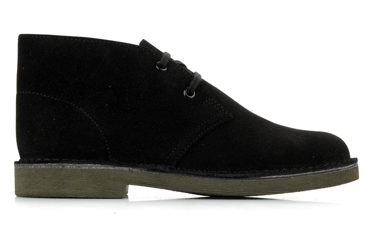 Desert Boot Junior Black Suede