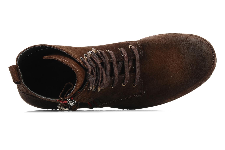 Bottines et boots Sancho Boots Randy Marron vue gauche