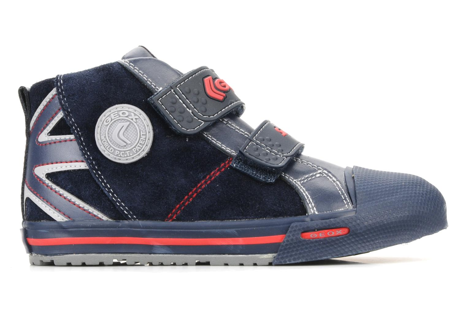 Trainers Geox J ball b Blue back view