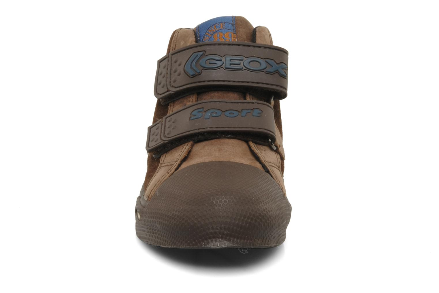 Trainers Geox J ball b Brown model view