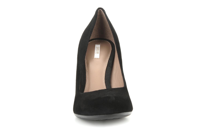 Zapatos de tacón Geox D marian j Negro vista del modelo