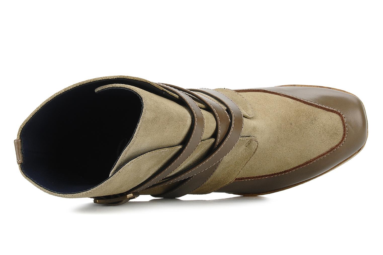 Bottines et boots Castaner Basel Beige vue gauche