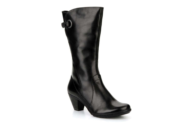 Raden Black leather
