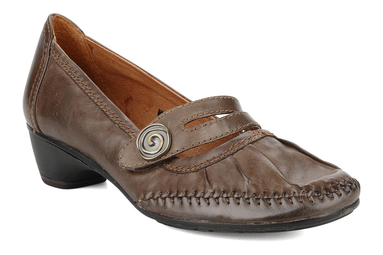 Belk Mocca leather