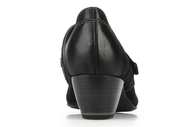 Pity Black leather