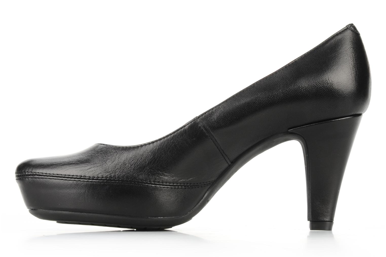 High heels Unisa Numar Black front view