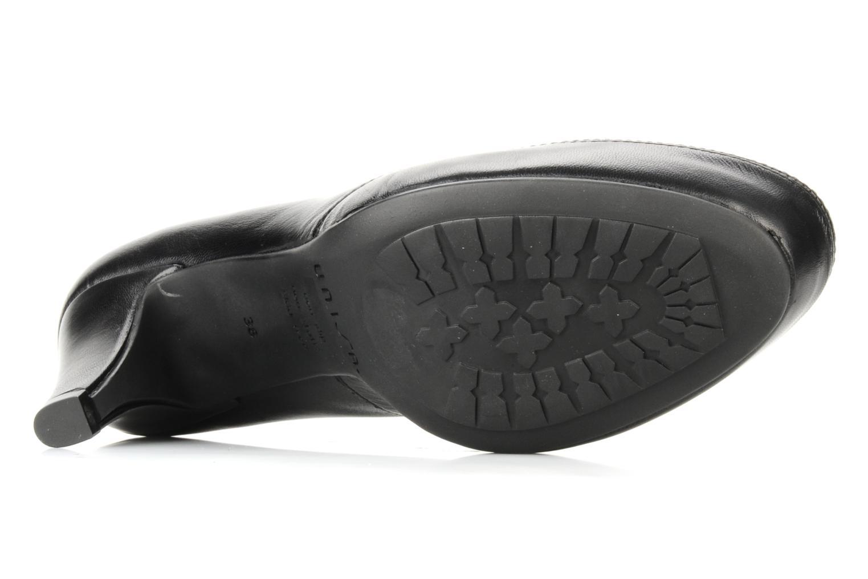 High heels Unisa Numar Black view from above