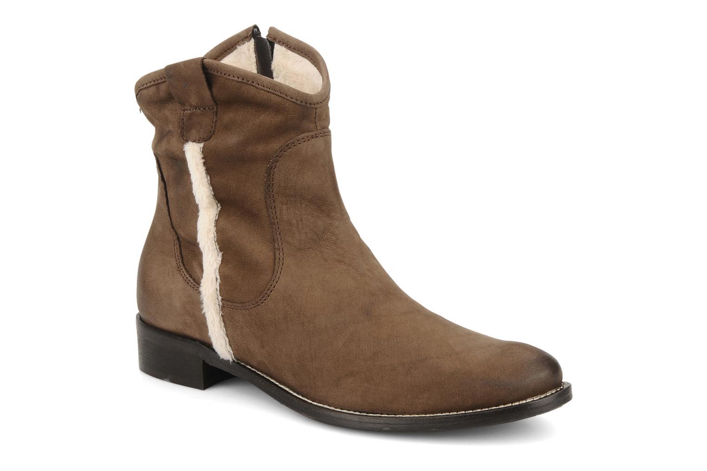 Stivaletti e tronchetti Tosca Blu Shoes Cefalu Marrone vedi dettaglio/paio