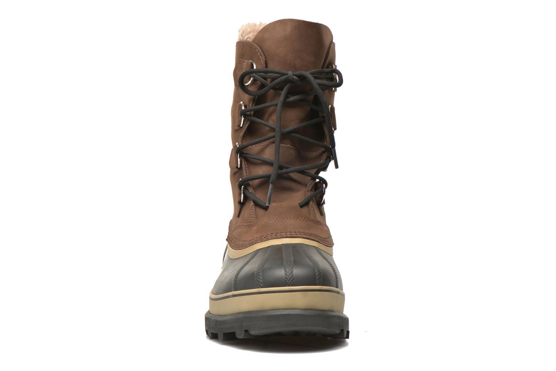 Sportskor Sorel Caribou Brun bild av skorna på