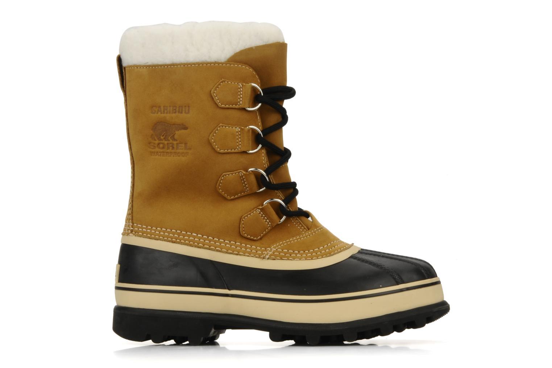 Chaussures de sport Sorel Caribou Beige vue derrière