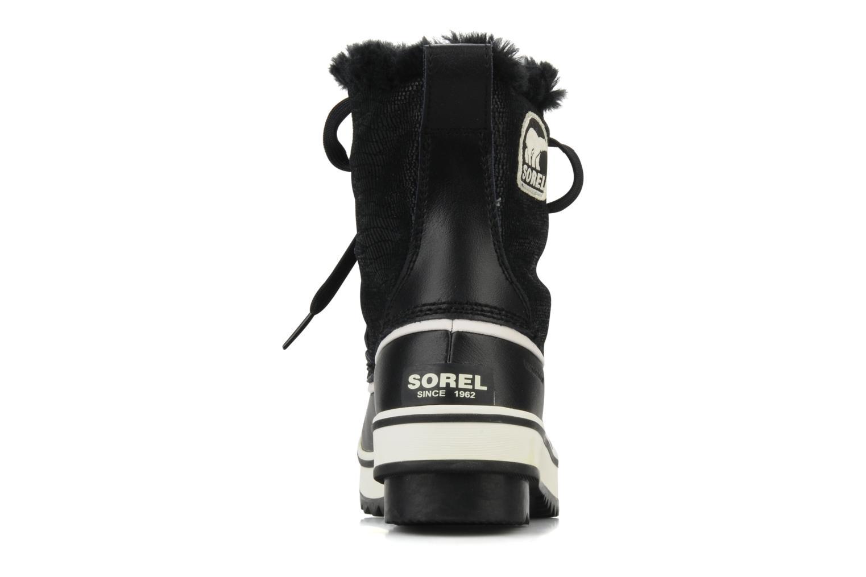 Chaussures de sport Sorel Tivoli Noir vue droite