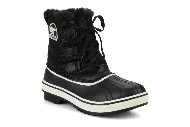 Chaussures de sport Sorel Tivoli Noir vue détail/paire