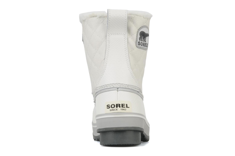 Scarpe sportive Sorel Tivoli Bianco immagine destra