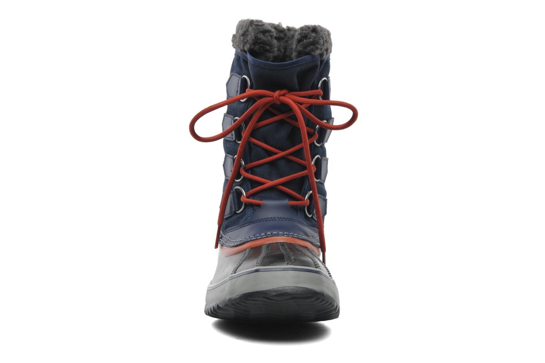 Chaussures de sport Sorel 1964 Pac Nylon Bleu vue portées chaussures