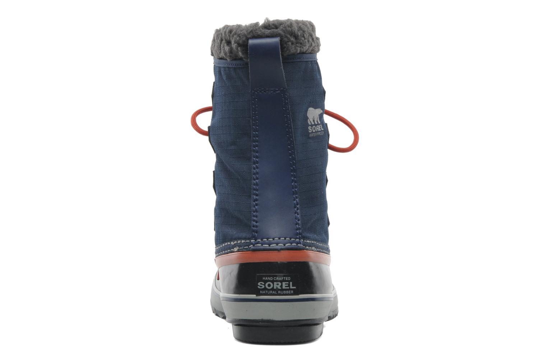 Chaussures de sport Sorel 1964 Pac Nylon Bleu vue droite