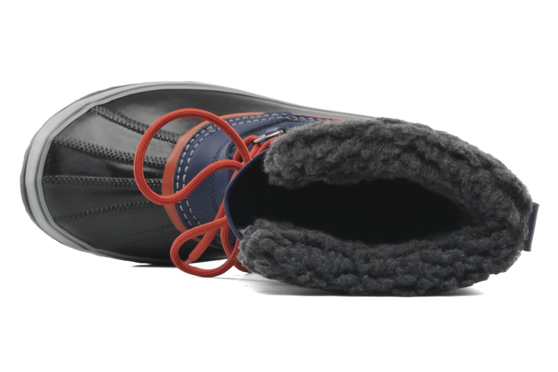 Chaussures de sport Sorel 1964 Pac Nylon Bleu vue gauche