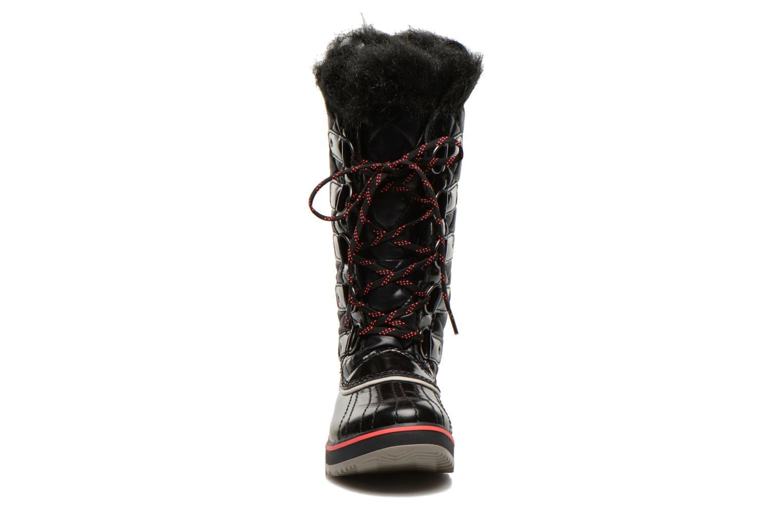 Stiefeletten & Boots Sorel Tofino schwarz schuhe getragen