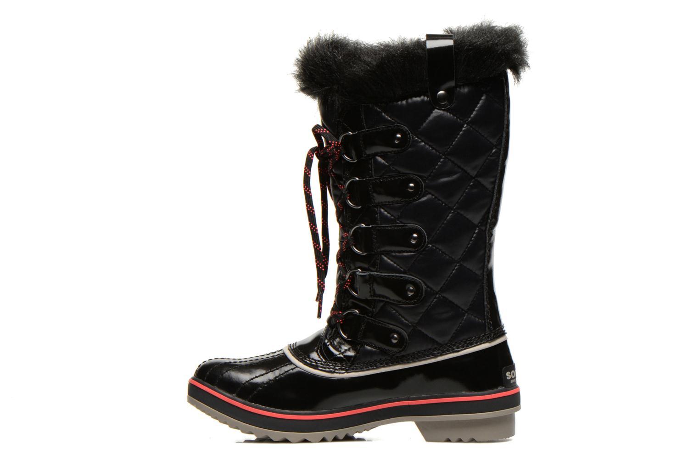 Bottines et boots Sorel Tofino Noir vue face