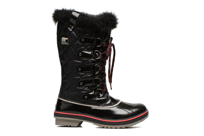 Bottines et boots Sorel Tofino Noir vue derrière