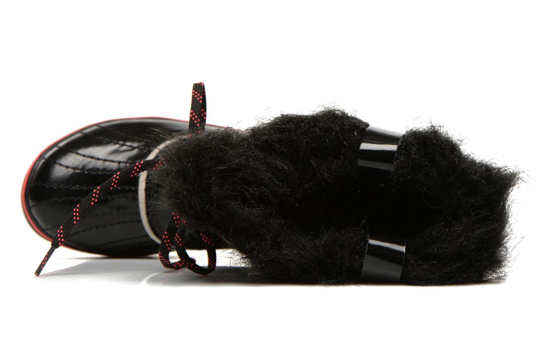 Bottines et boots Sorel Tofino Noir vue gauche