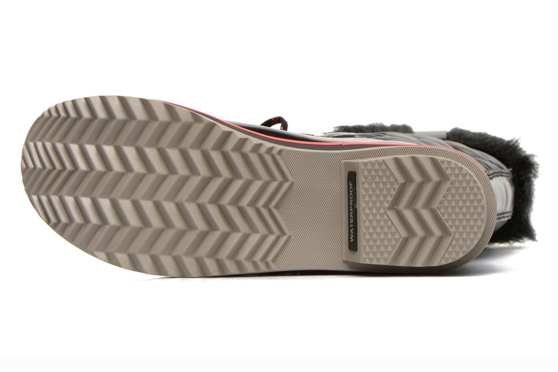 Stiefeletten & Boots Sorel Tofino schwarz ansicht von oben