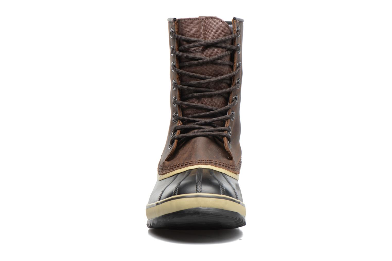 Chaussures de sport Sorel 1964 Premium T Marron vue portées chaussures
