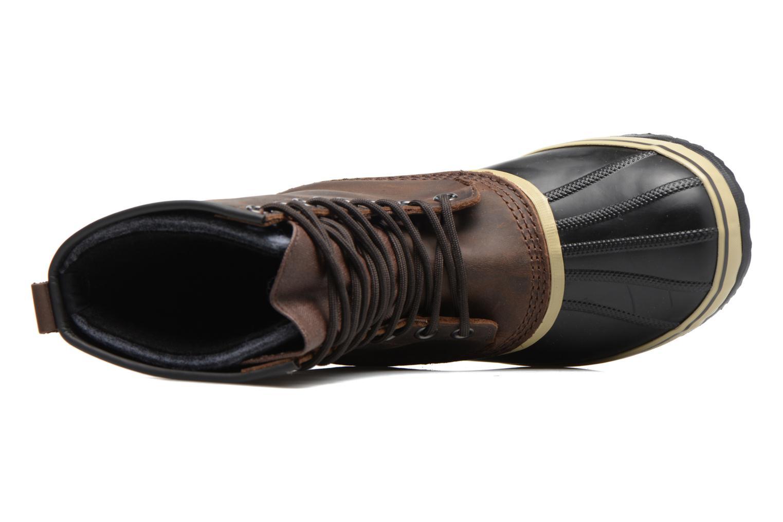 Chaussures de sport Sorel 1964 Premium T Marron vue gauche