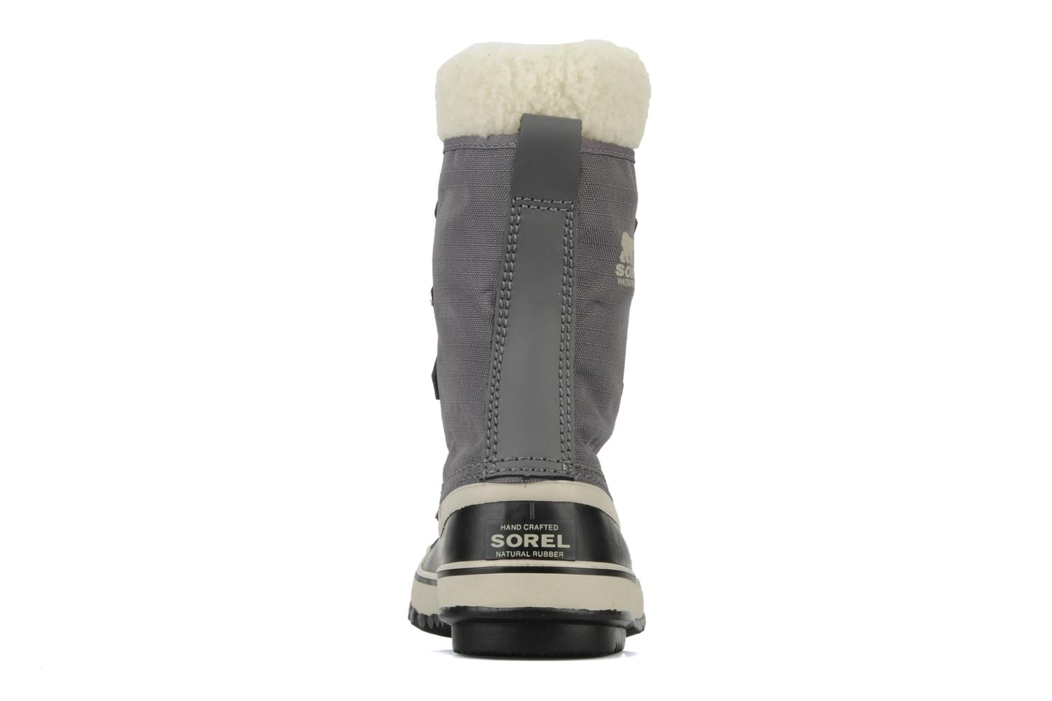 Sport shoes Sorel Winter carnival Grey view from the right