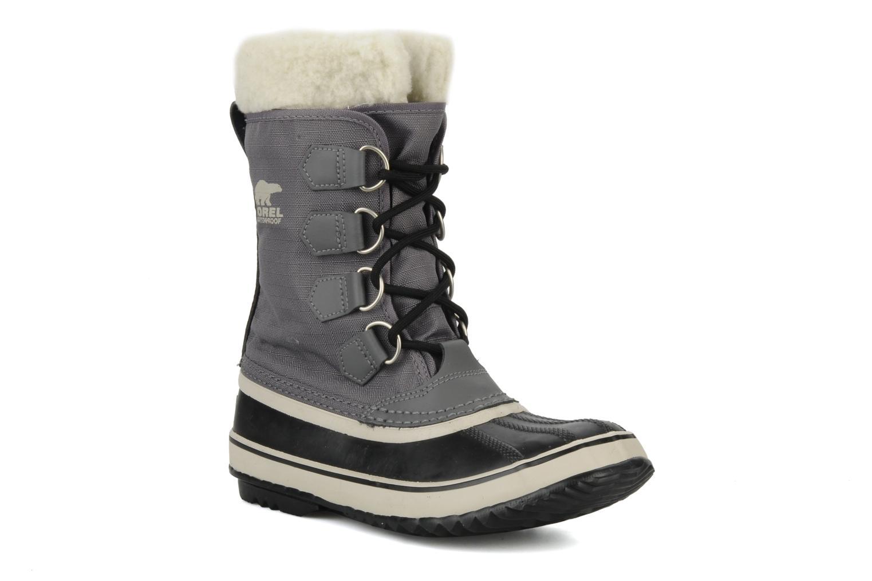 Chaussures de sport Sorel Winter carnival Gris vue détail/paire