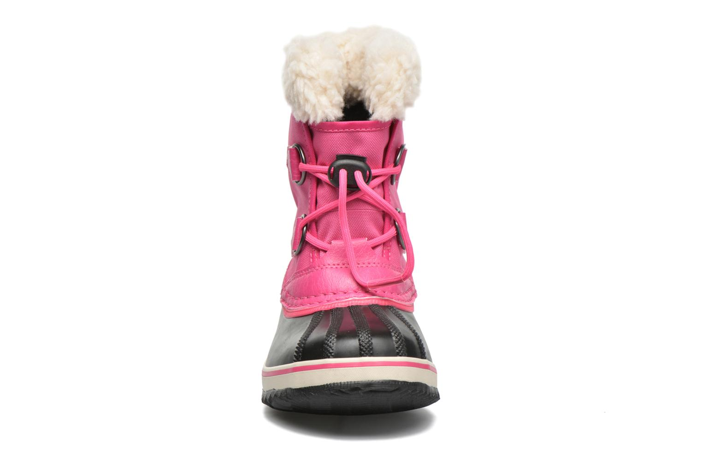 Sportschoenen Sorel Yoot Pac Nylon Roze model