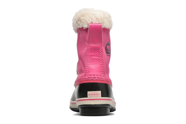 Sportschoenen Sorel Yoot Pac Nylon Roze rechts