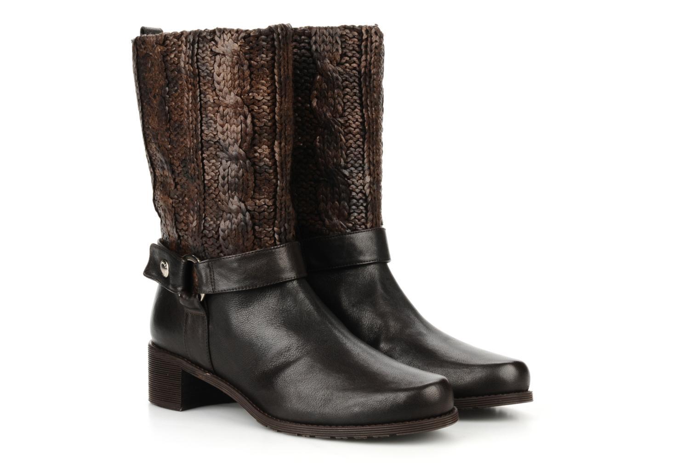 Boots en enkellaarsjes Stuart Weitzman Pimlico Bruin 3/4'