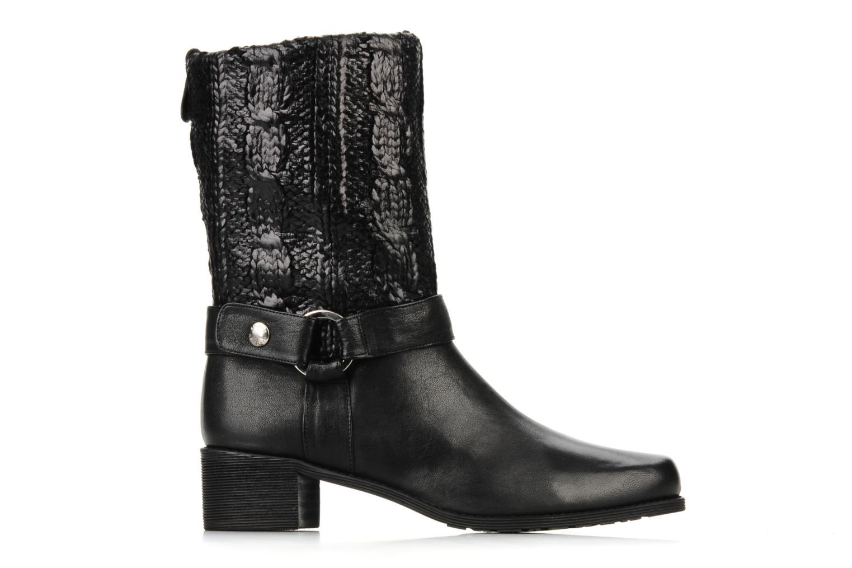 Bottines et boots Stuart Weitzman Pimlico Noir vue derrière