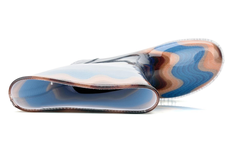 Bottes Missoni Chania Multicolore vue gauche