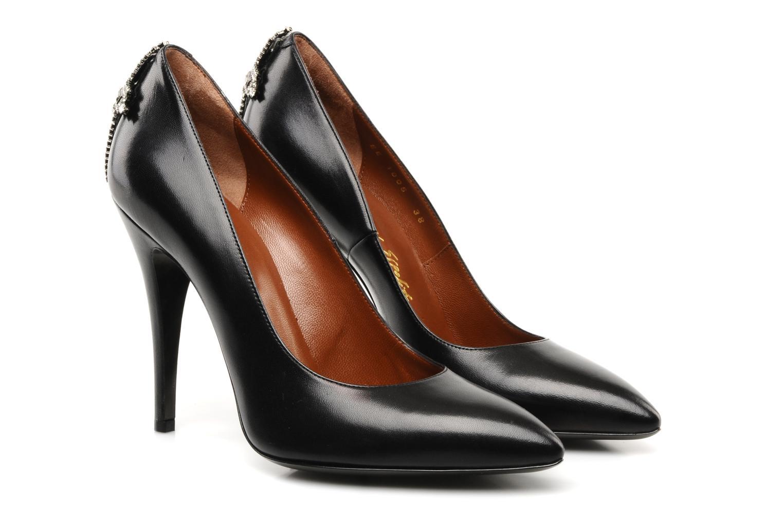 Zapatos de tacón Ernesto Esposito Pazina Negro vista 3/4