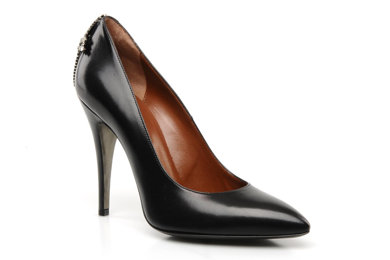 Zapatos de tacón Ernesto Esposito Pazina Negro vista de detalle / par