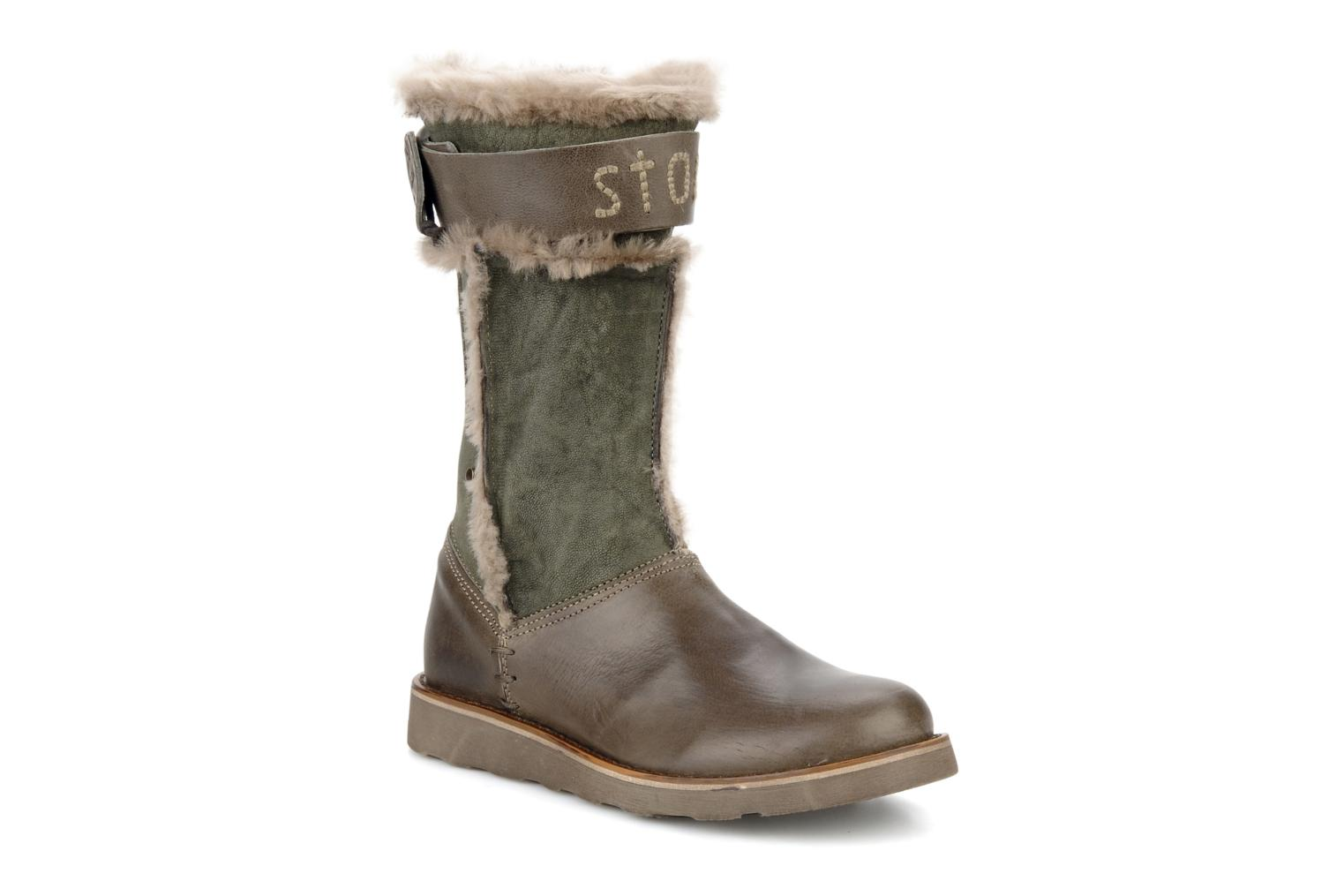 Boots & wellies Stones and Bones Barma Brown detailed view/ Pair view