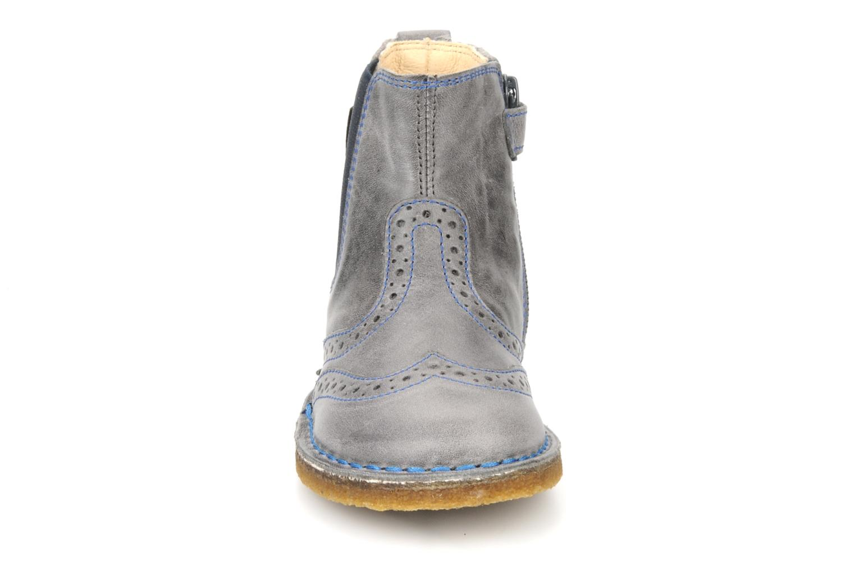 Bottines et boots Naturino Falcotto 2934 Gris vue portées chaussures