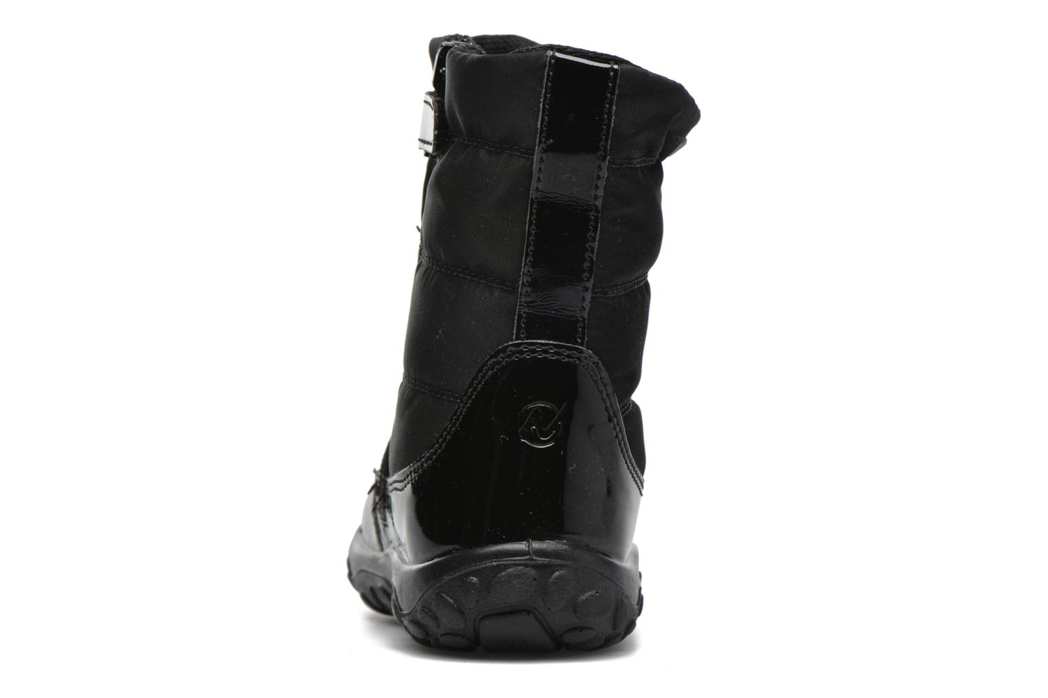 Boots & wellies Naturino Poznurr Black view from the right