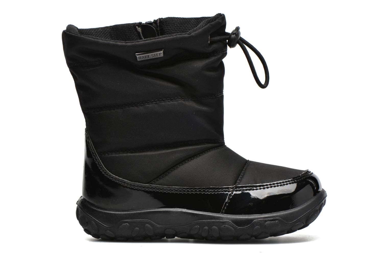 Laarzen Naturino Poznurr Zwart achterkant