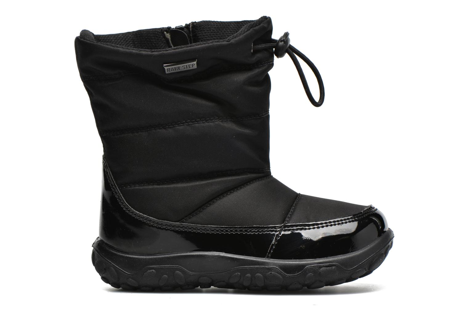 Boots & wellies Naturino Poznurr Black back view