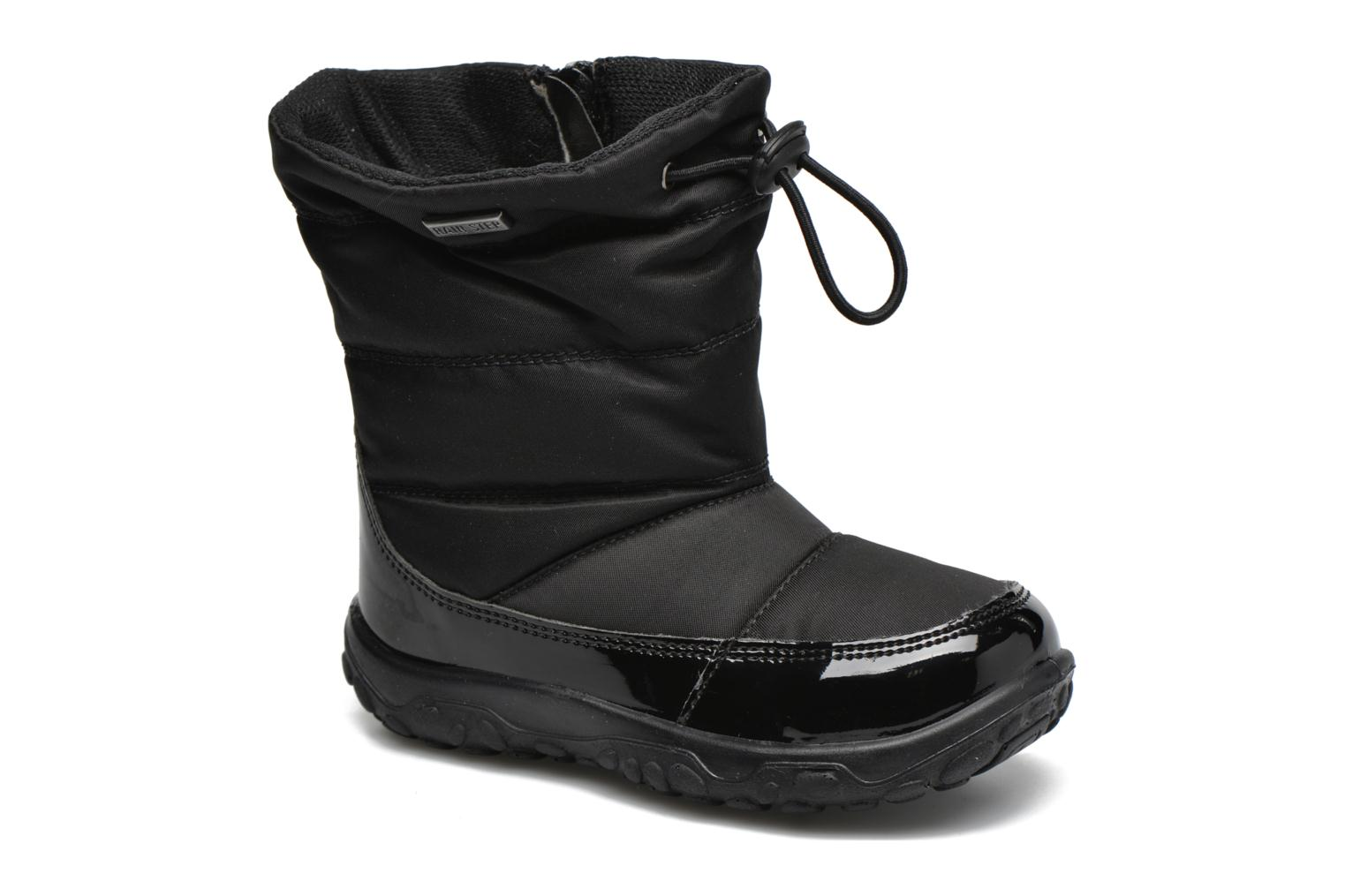 Boots & wellies Naturino Poznurr Black detailed view/ Pair view