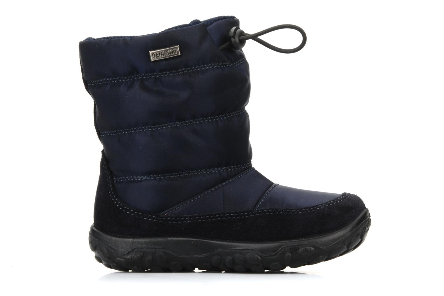 Boots & wellies Naturino Poznurr Blue back view